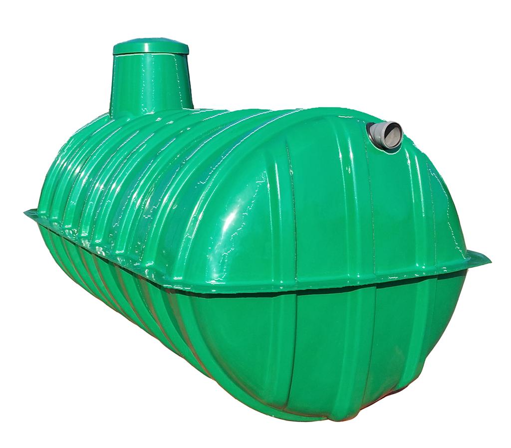 Plastový septik